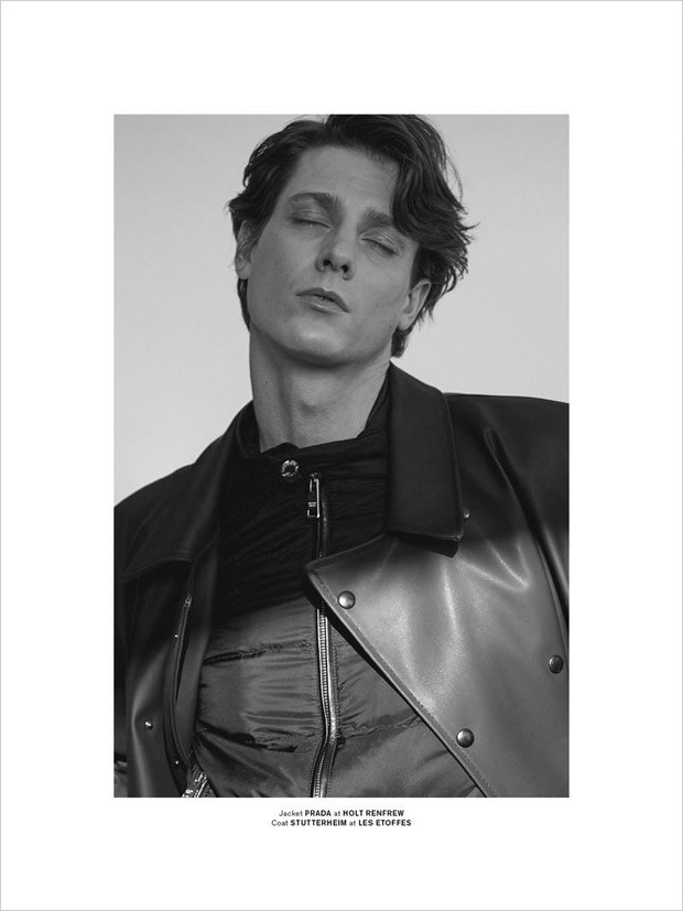 Marc-André Turgeon for Archetype Magazine