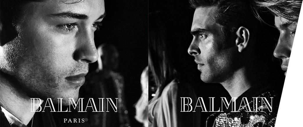 BALMAIN - FALL/WINTER 2016.17