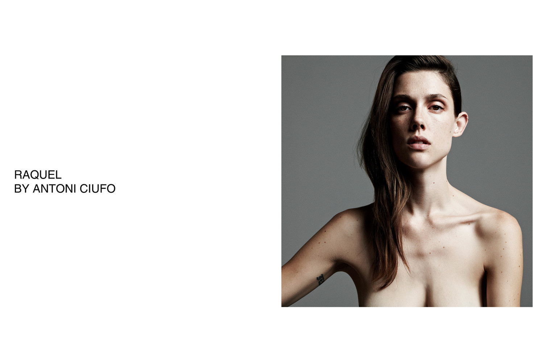Raquel Nave by Antonio Ciufo