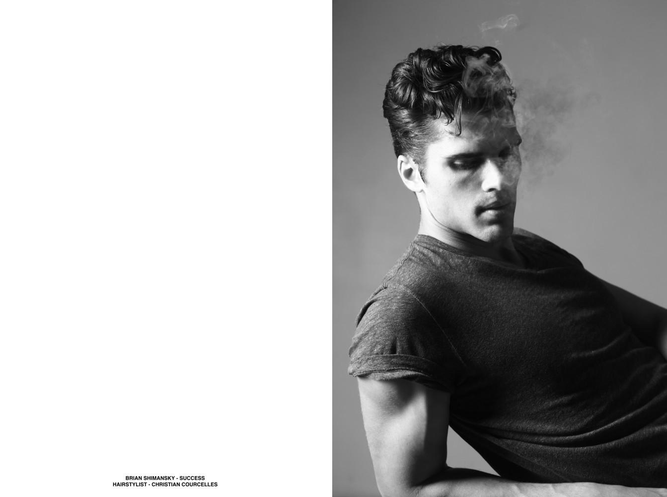 Brian Shimansky by Ricardo Gomes