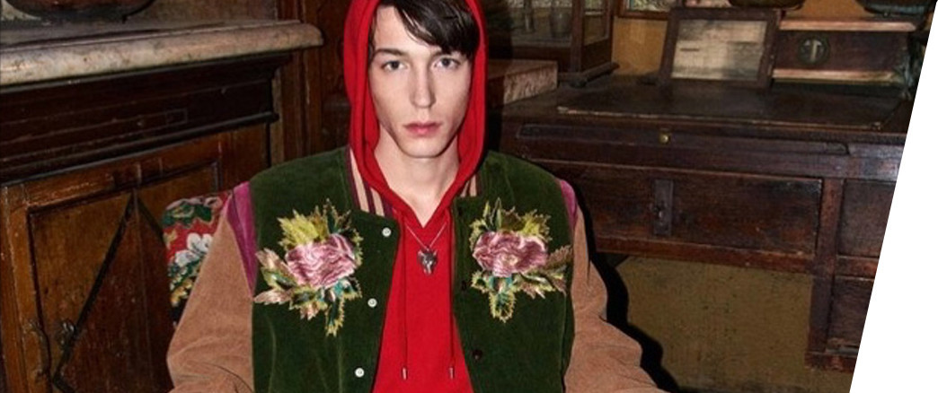 GUCCI - PRE-FALL 2017 LOOKBOOK