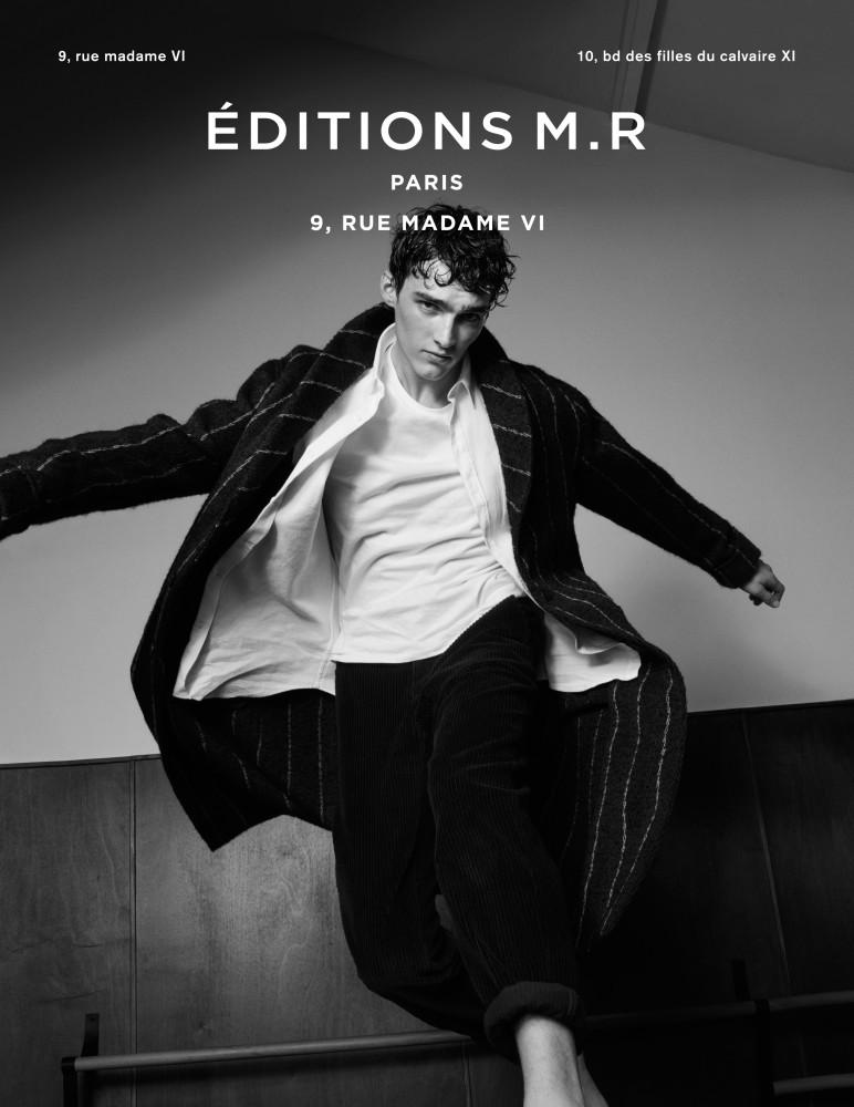 Elliot Vulliod for Editions M.R