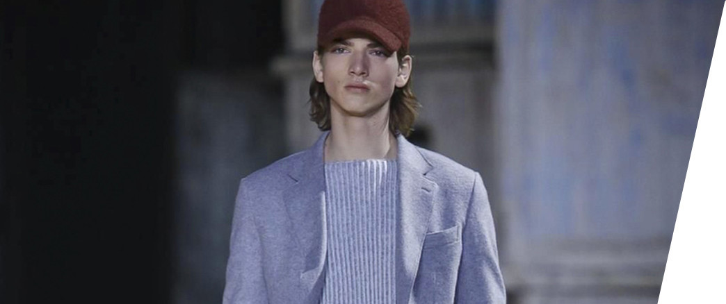 ERMENEGILDO ZEGNA - FALL/WINTER 2017.18 FASHION SHOW