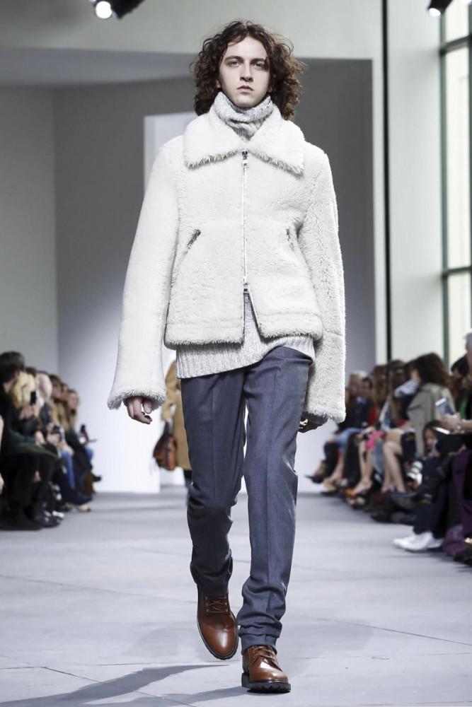 Michael Kors FW17 fashion show NYC