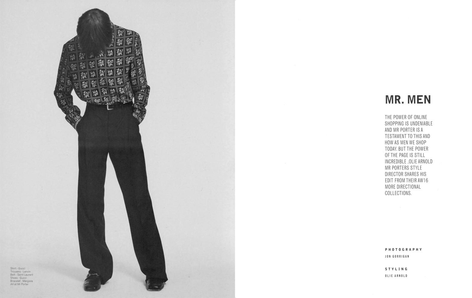 Rogier Bosschaart for Varon Magazine