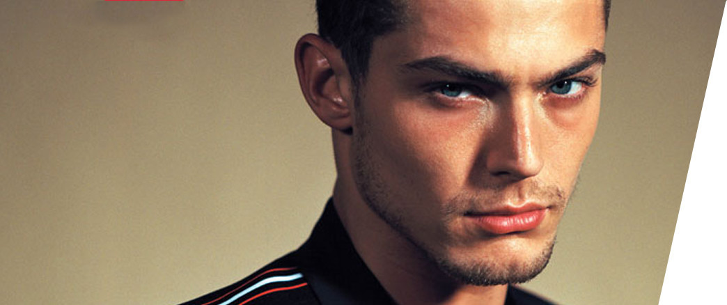 VMAN -  BRUCE WEBER INTRODUCES HIS NEW CLASS OF MALE MODELS