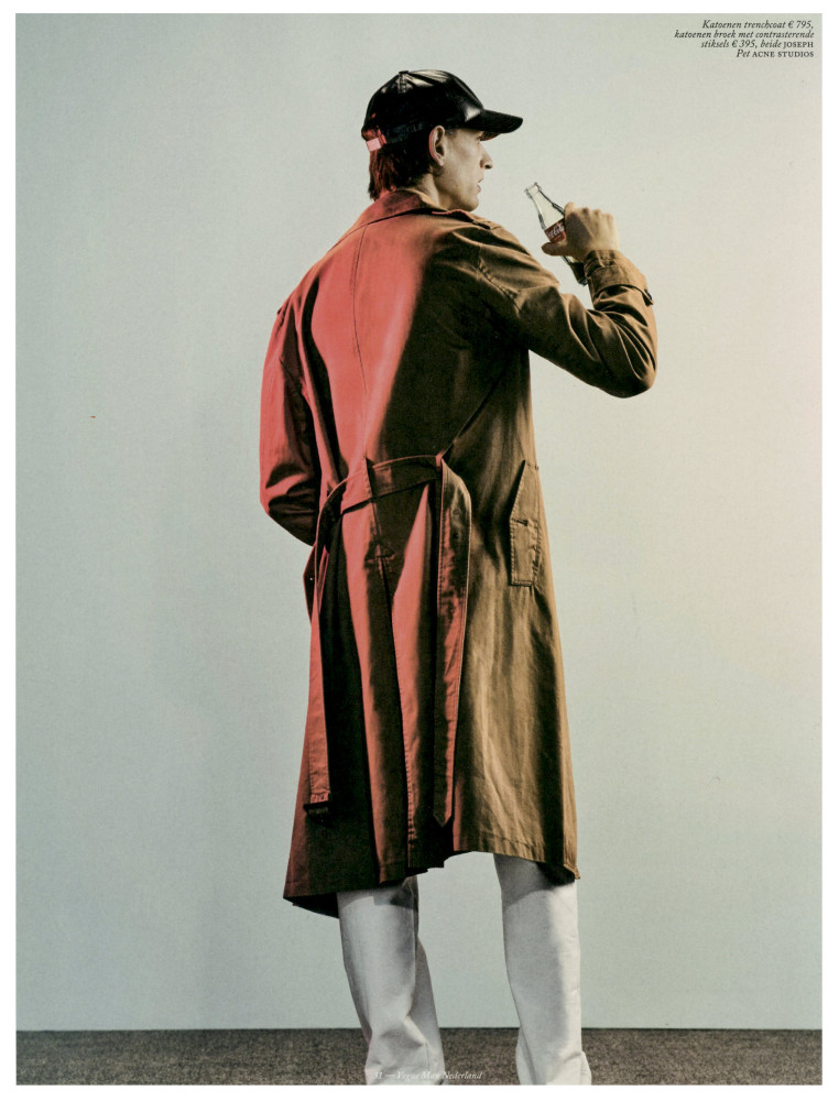 Vogue man Nederland SS17