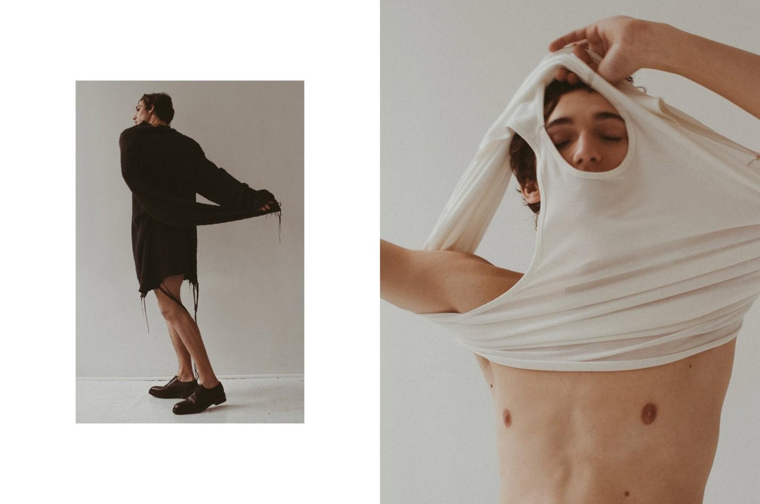 Quintin Van Konkelenberg model of the week