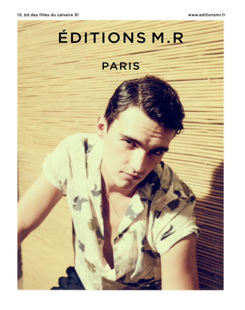 Editions M.R SS17 campaign