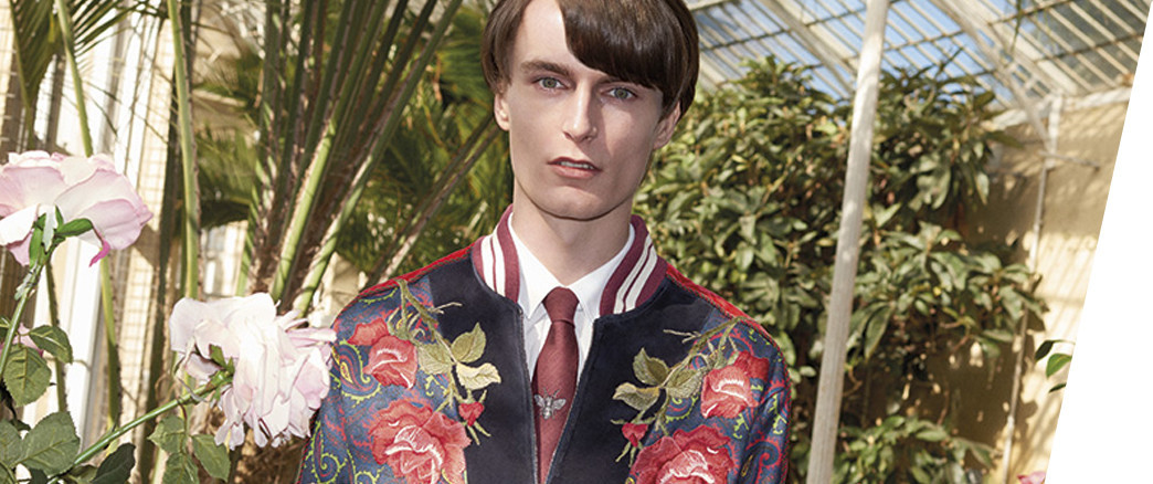 GUCCI x MR PORTER - CAPSULE COLLECTION