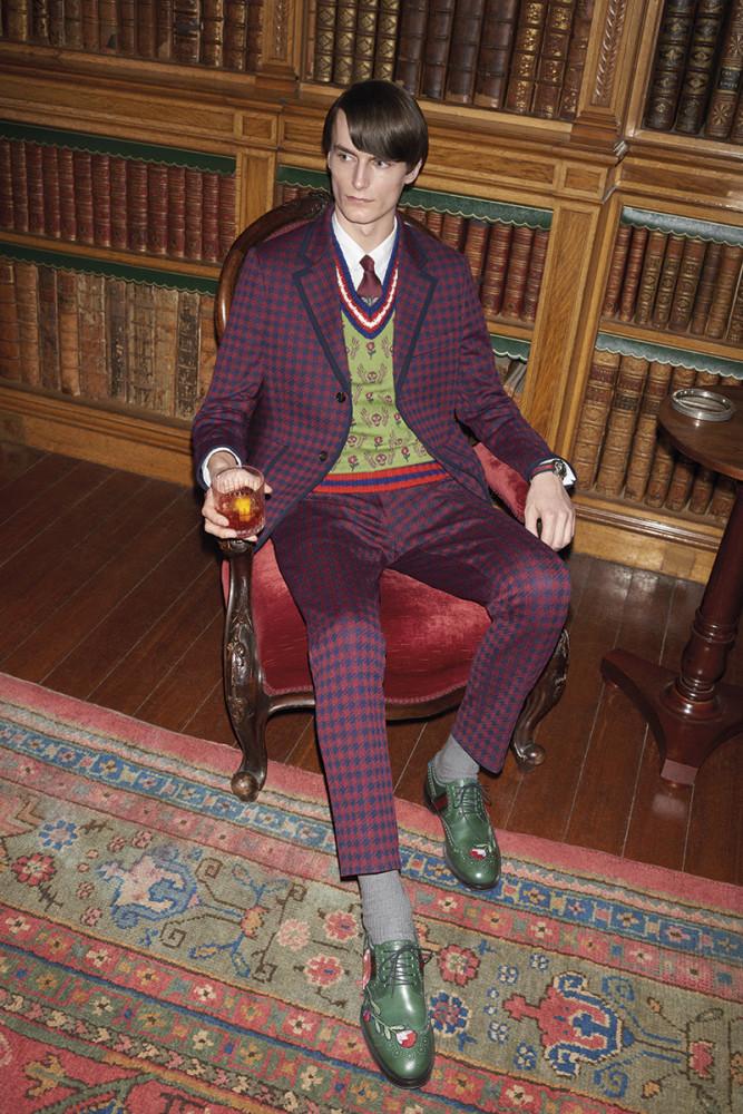 Gucci Mr Porter capsule collection 2017