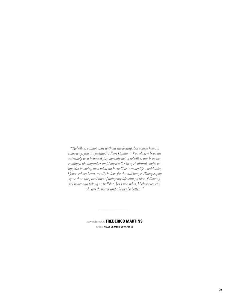 Dsection magazine Rebellion #17