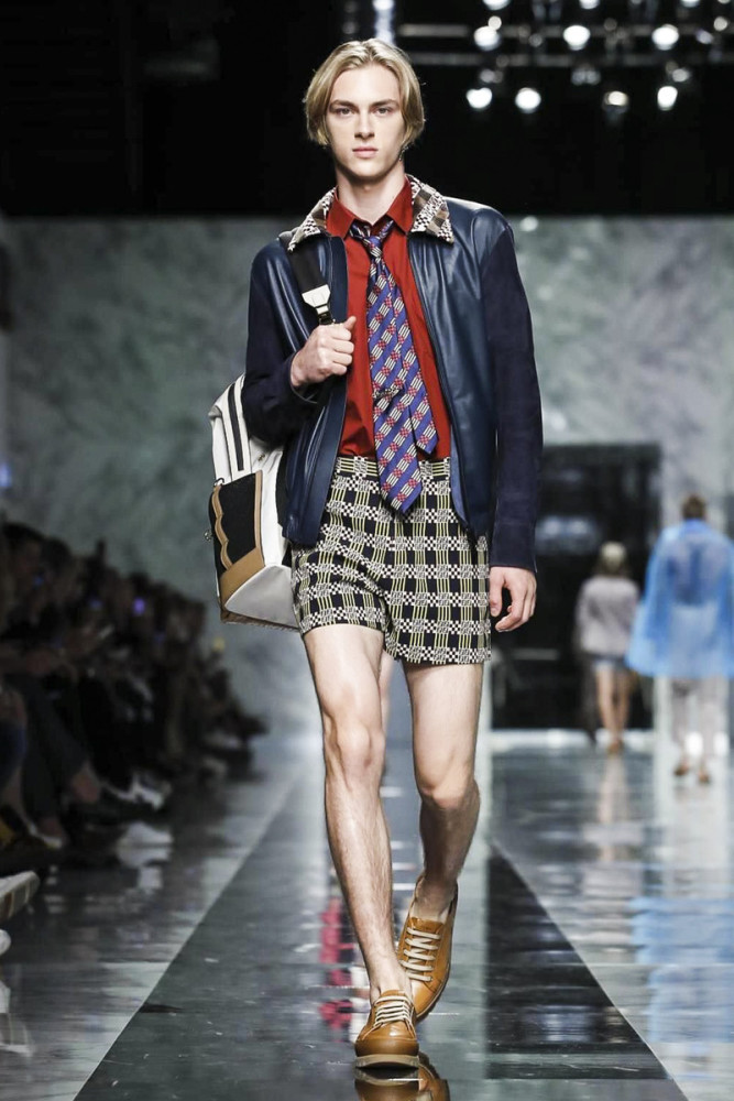 Fendi SS18 fashionshow