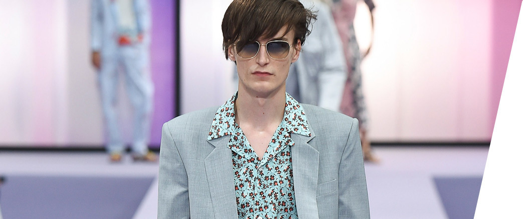 PAUL SMITH - SPRING/SUMMER 2018 FASHIONSHOW
