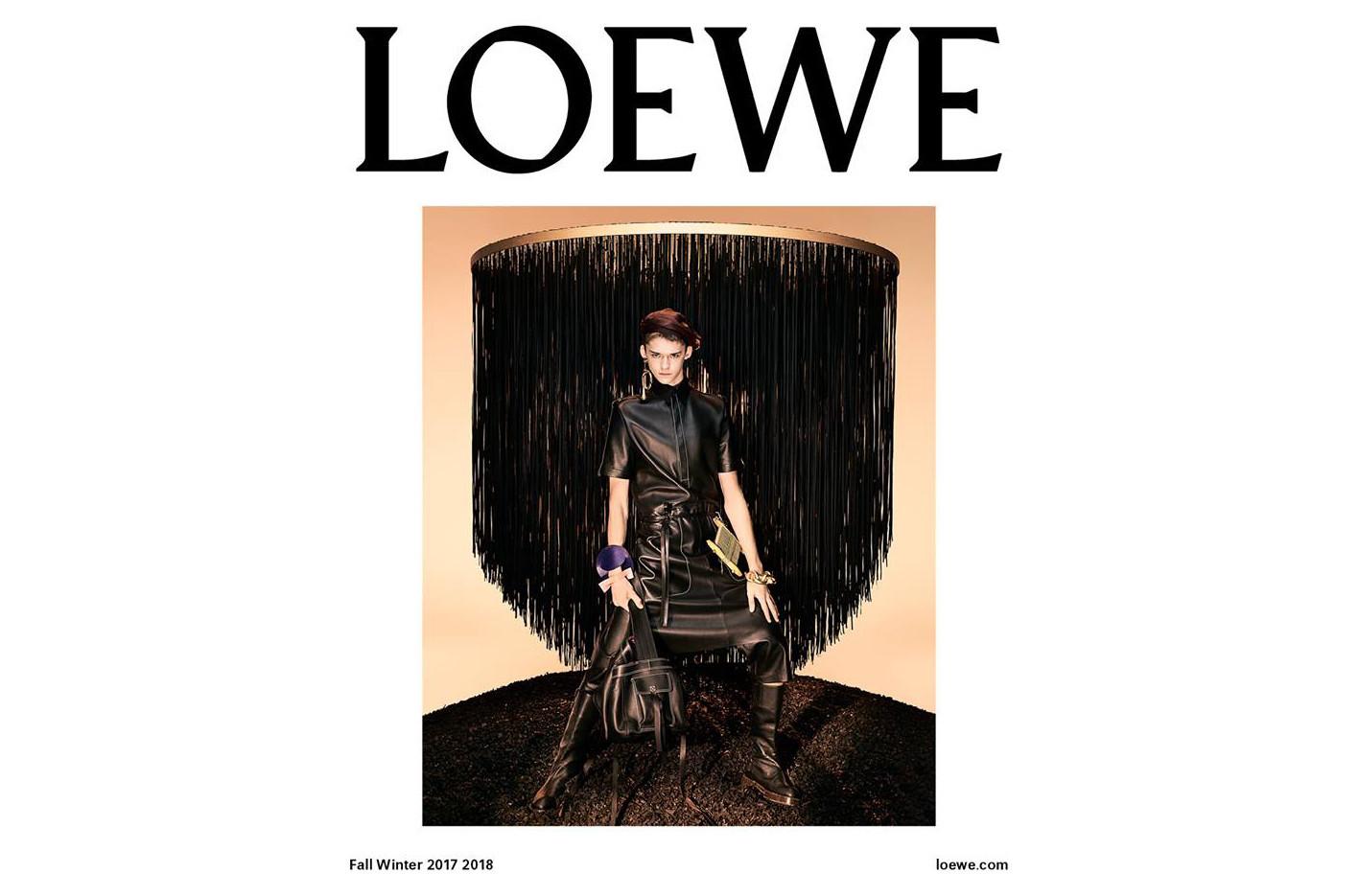 Loewe FW17 campaign