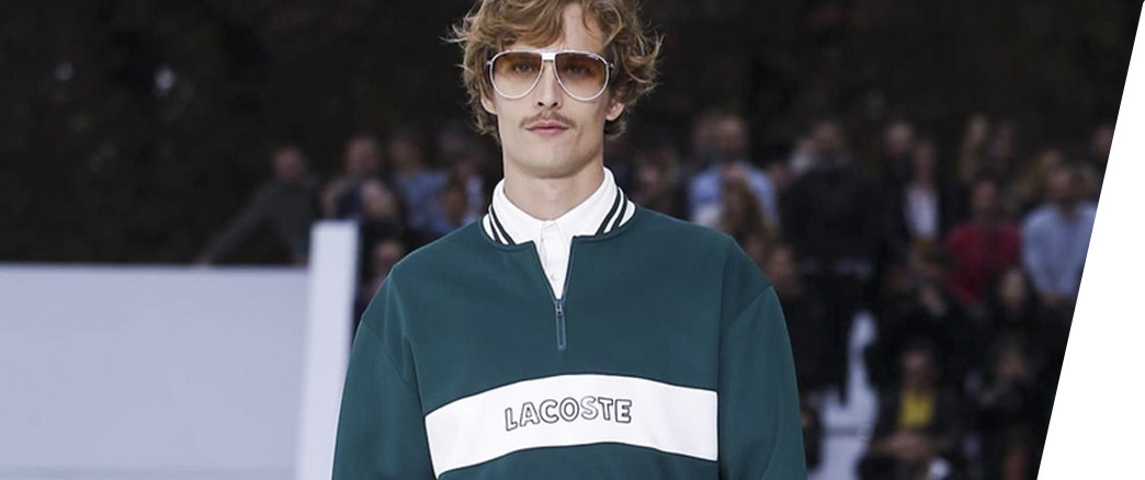 LACOSTE - SPRING/SUMMER 2018 FASHIONSHOW