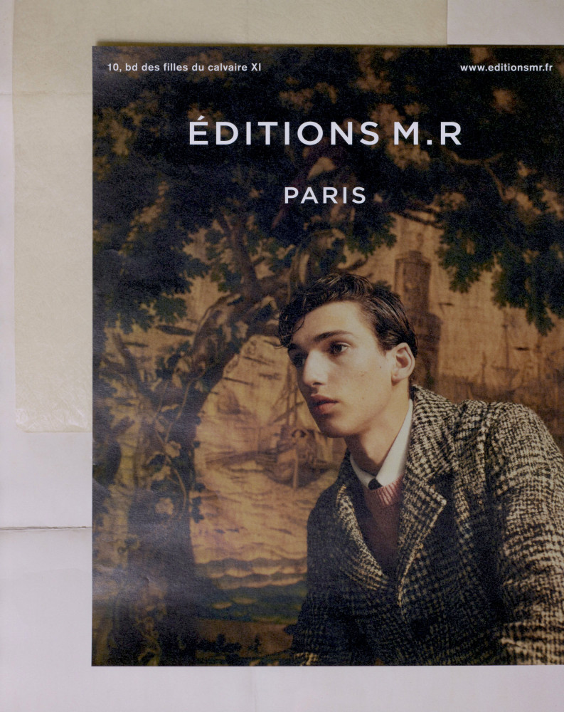 Editions M.R FW17 campaign