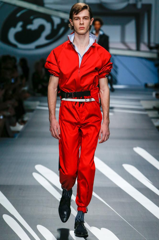 Efraim Schroder model successboy