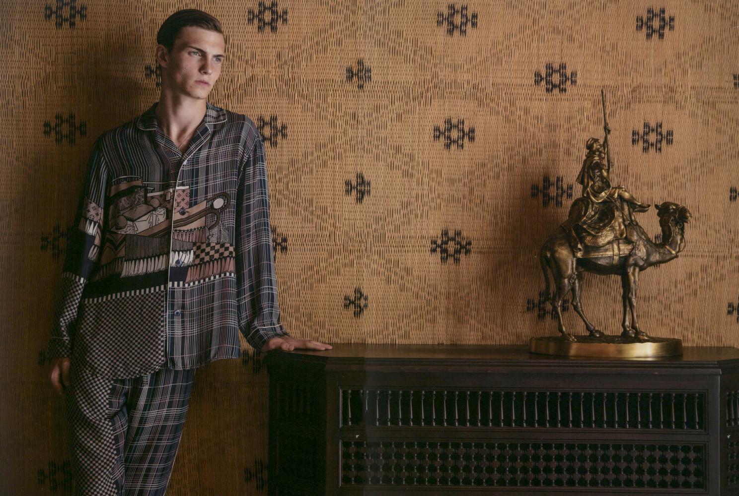 Luc Defont for Fashion for Men by Milan Vukmirovic