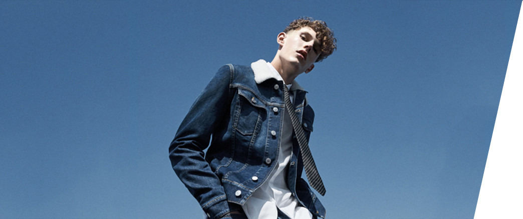DIOR HOMME - SPRING 2018 DENIM COLLECTION