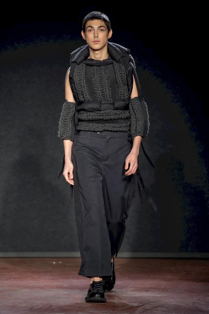 Craig Green fw18 fashionshow