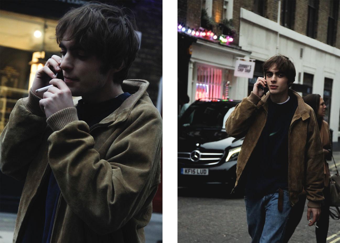 Street Style london fashion week 2018