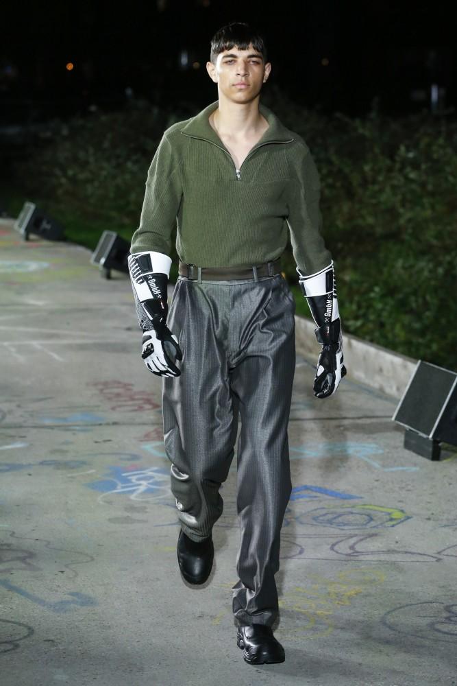GMBH FW18 fashionshow Paris