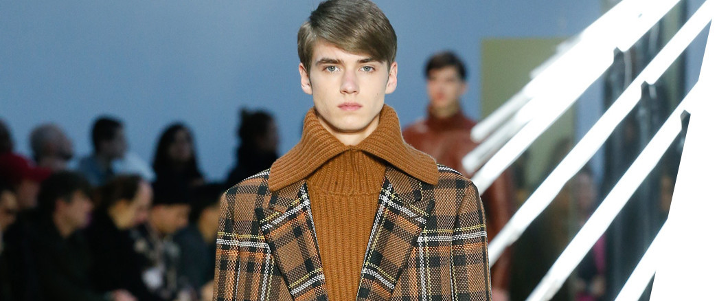 CERRUTI 1881 - FALL/WINTER 2018.19 FASHIONSHOW