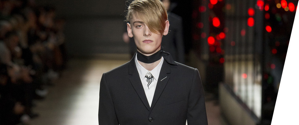 DIOR HOMME - FALL/WINTER 2018.19 FASHIONSHOW