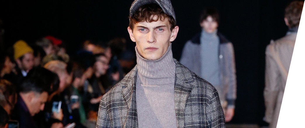 OFFICINE GENERALE - FALL/WINTER 2018.19 FASHIONSHOW