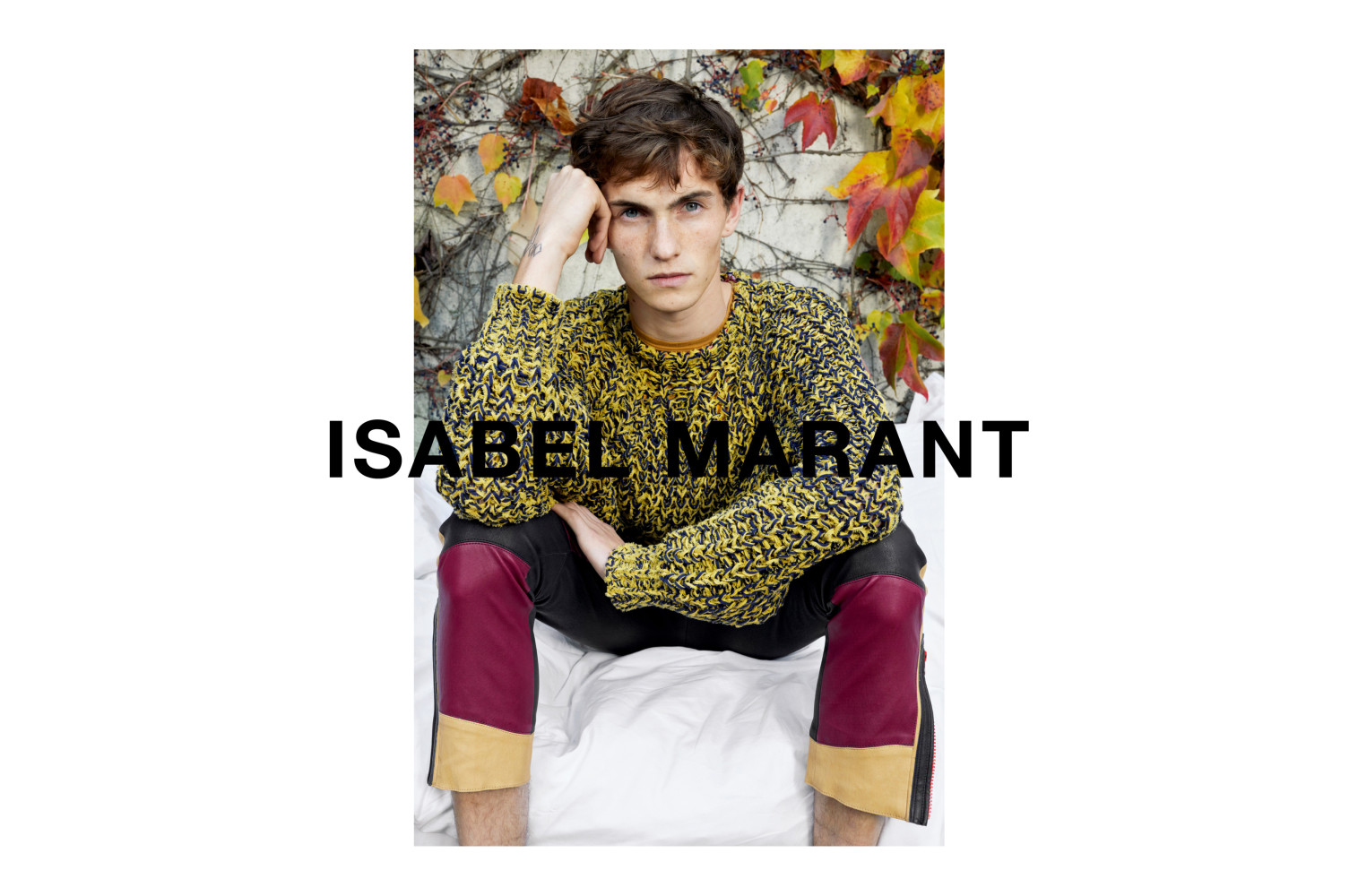 Isabel Marant SS18 campaign