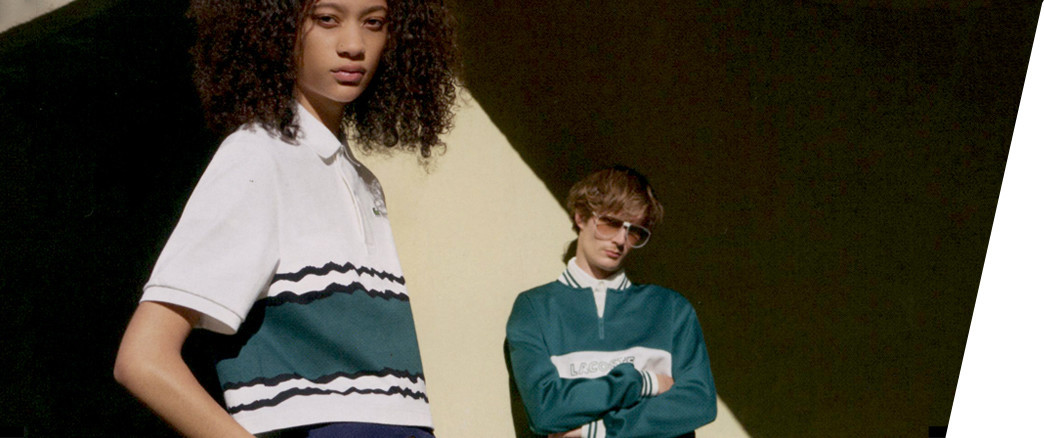 LACOSTE - SPRING/SUMMER 2018 CAMPAIGN