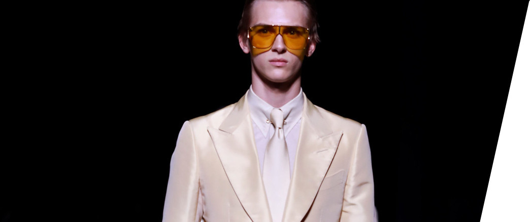 TOM FORD - FALL/WINTER 2018.19 FASHIONSHOW