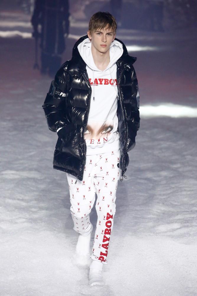 Philipp Plein FW18 fashion show womenswear