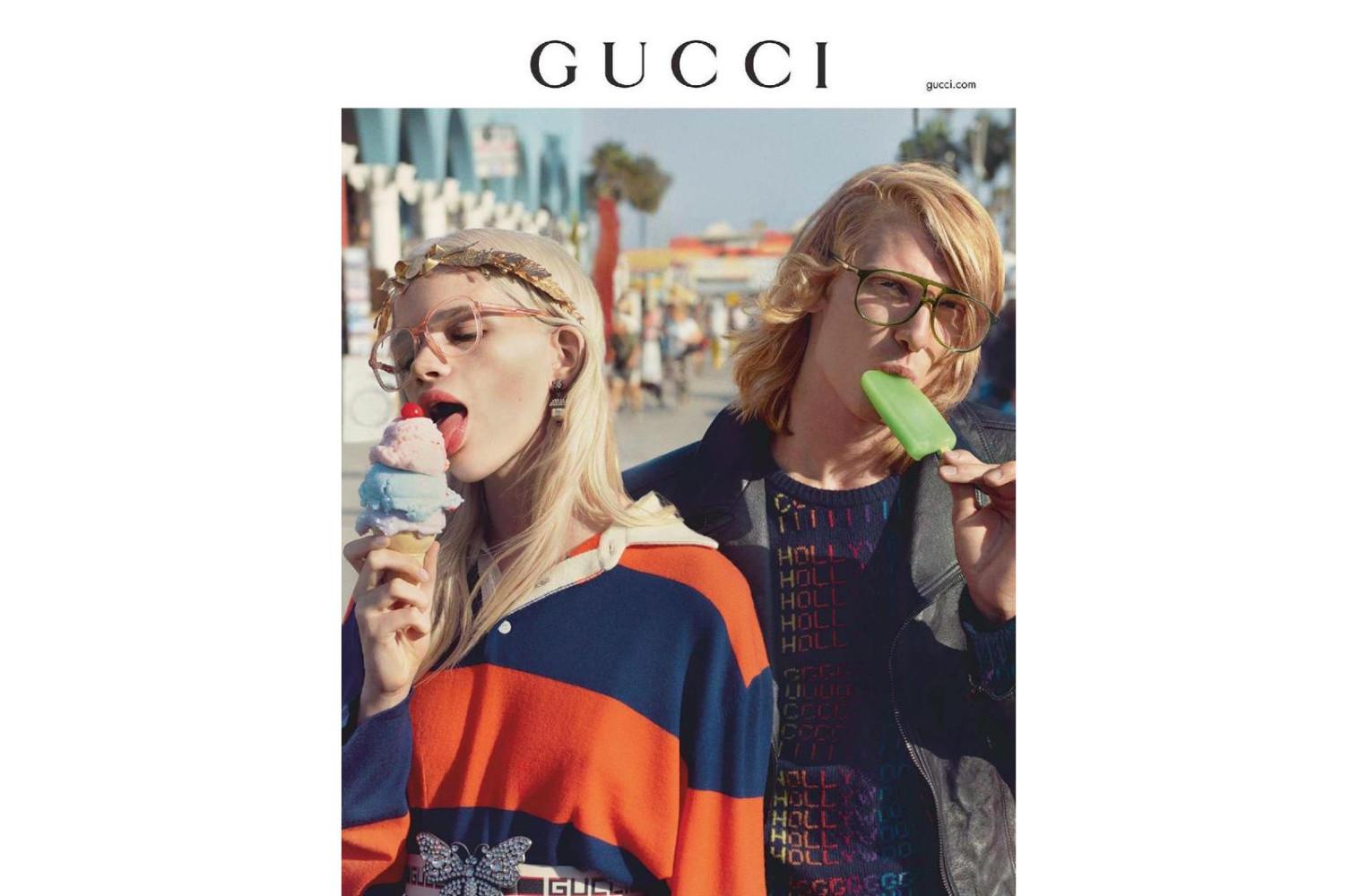 Gucci Eyewear SS18