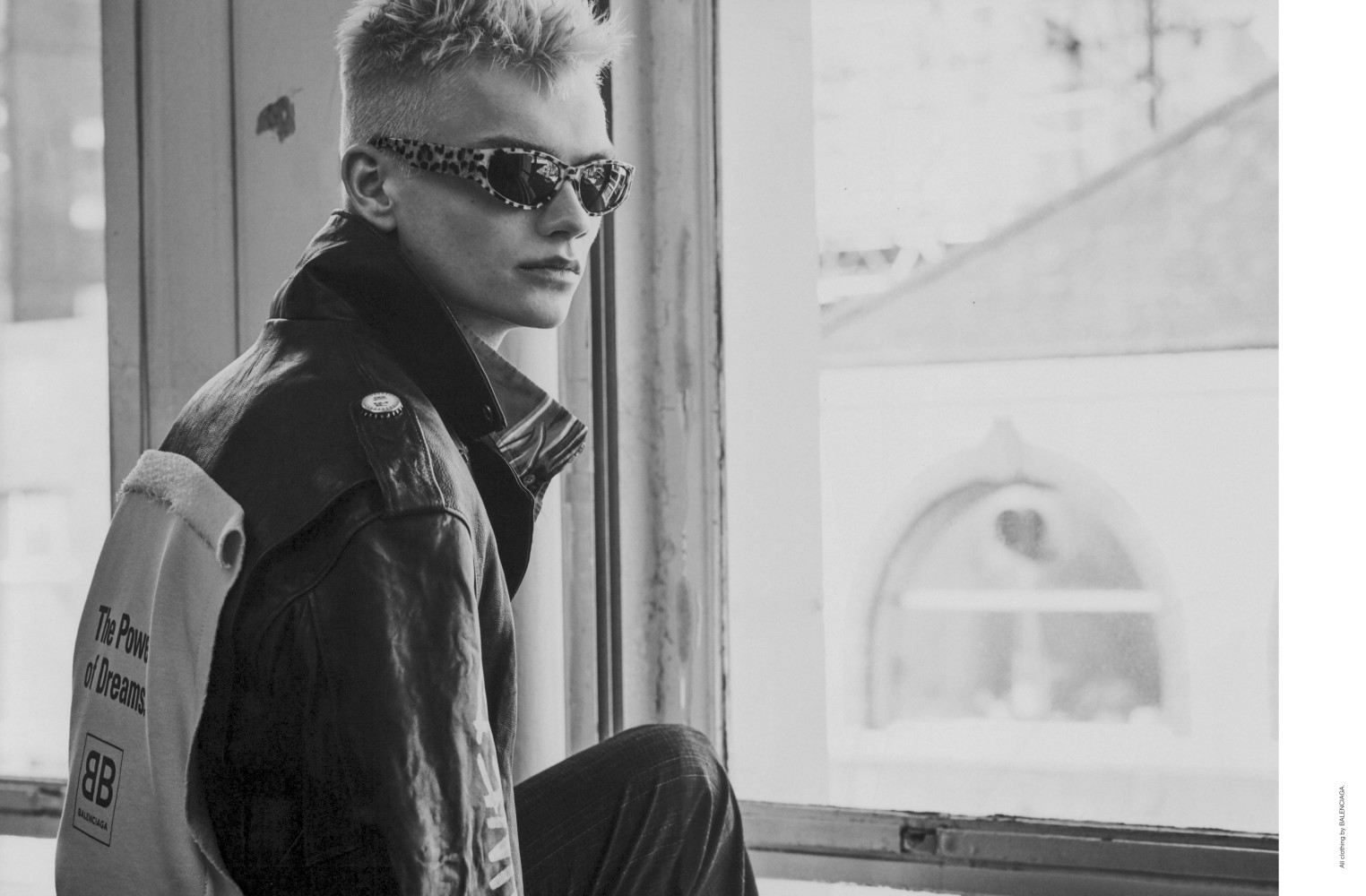 Jordy Gerritsma for Man About Town SS18