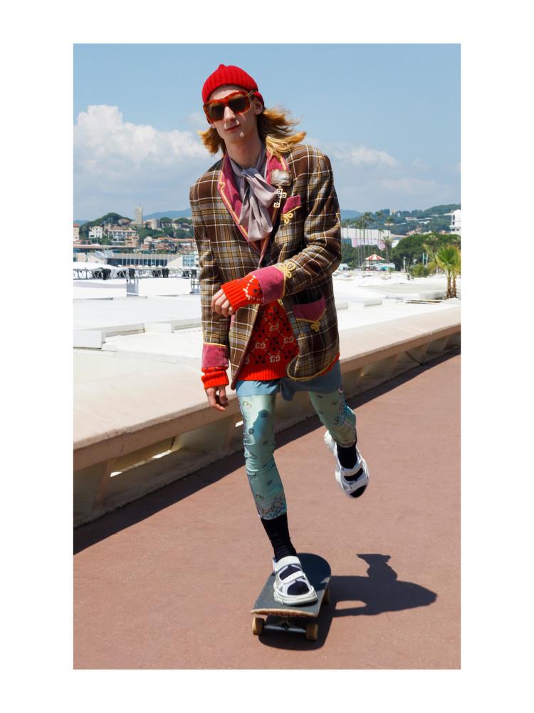 Gucci Cruise 2019 lookbook