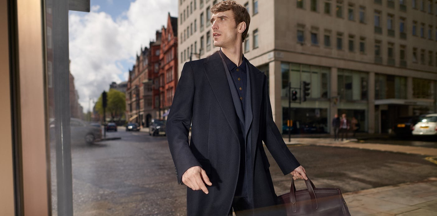 Dunhill FW18 campaign