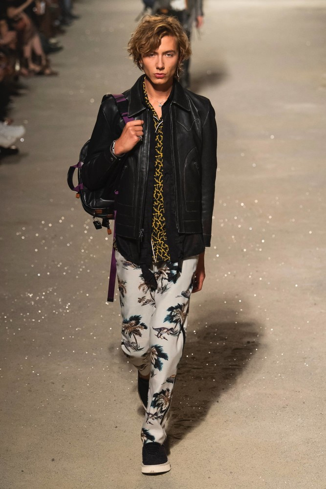 Coach SS19 fashion show