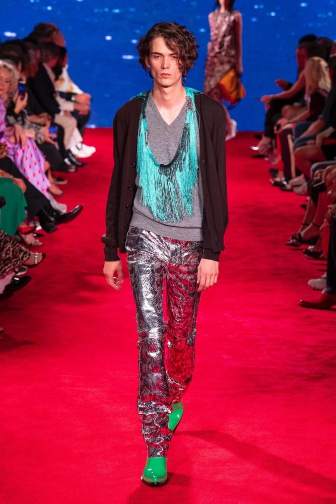 Calvin Klein SS19 fashion show