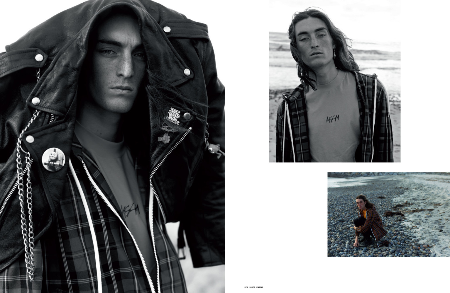 Niko Traubman for Behind The Blinds 5