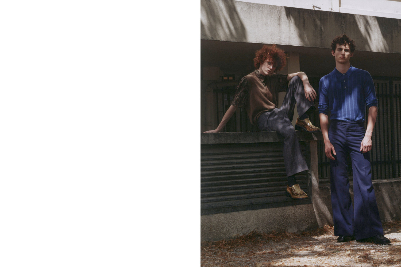 Quentin Lenoir for Rain Magazine issue 5