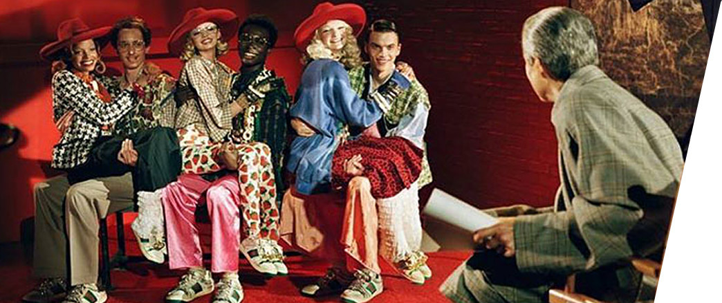 GUCCI - SPRING/SUMMER 2019 CAMPAIGN