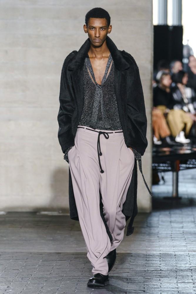 Roland Mouret FW19 fashion show