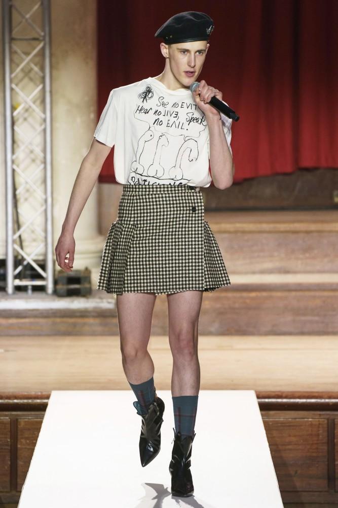 Vivienne Westwood FW19 show