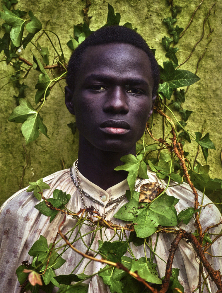 Malick Bodian by Pieter Hugo for Re Edition Magazine