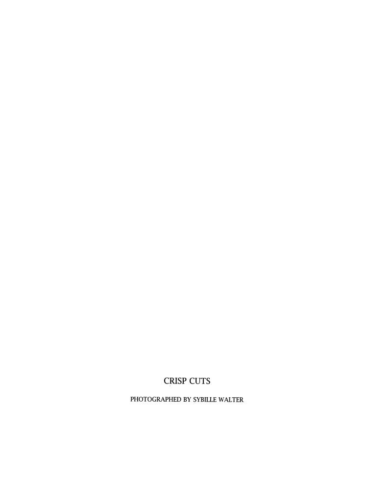 Encens Magazine Sammy Charpentier Sybille Walter