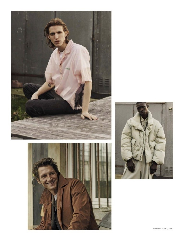 GQ italia march 2019 edition