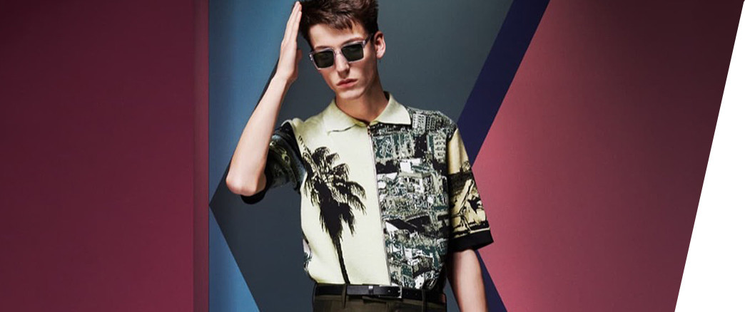 PAUL SMITH - SPRING/SUMMER 2019 CAMPAIGN