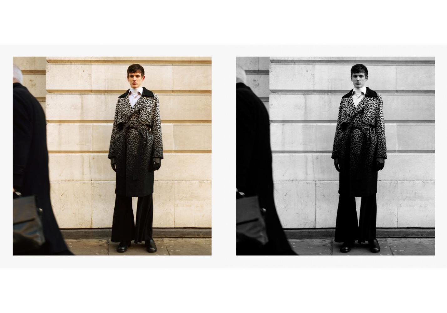 Xavier Gibson for Rain Magazine Online